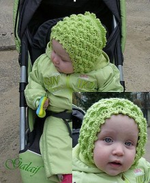 crafts for kids: crochet baby hat