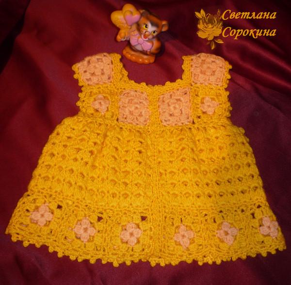 Handmade Crochet : crochet baby dresses make handmade, crochet, craft