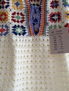 crochet pretty summer dress for little kids
