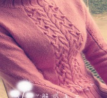knitting beauty sweater for ladies