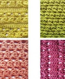 some beauty crochet patterns