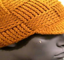 crochet beauty boy brim