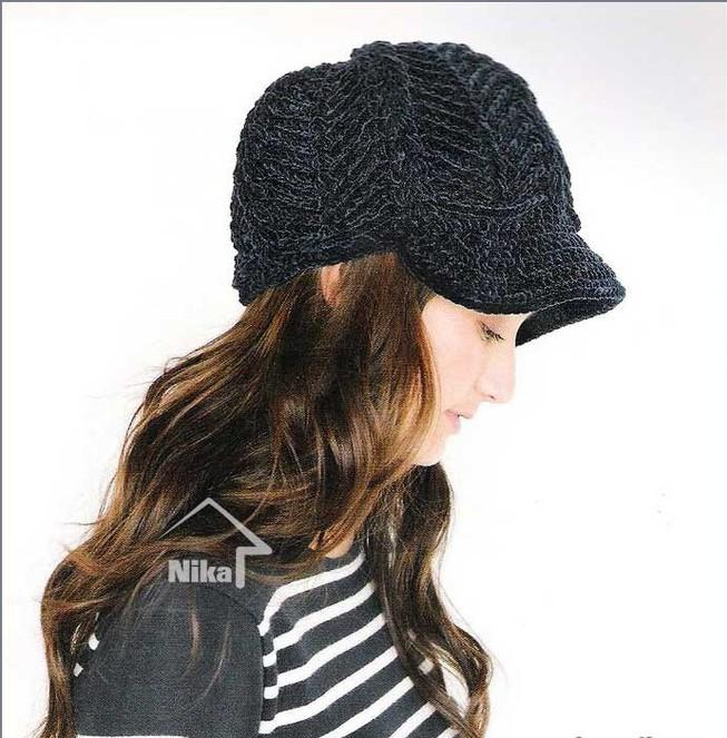 crochet cute cap for all