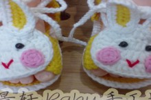 crochet cute sandals and booties for kids