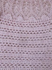 crochet lace blouse for ladies, crochet pattern