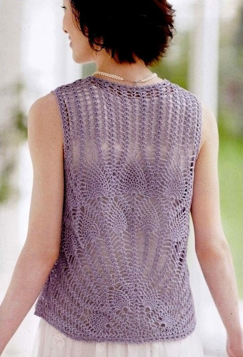 Crochet Lace Jacket For Summer Make Handmade Crochet Craft