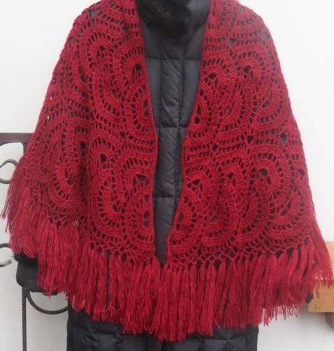 Crochet Patterns For Ladies Shawls : crochet ladies shawls make handmade, crochet, craft