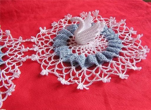 Crochet Swan Make Handmade Crochet Craft