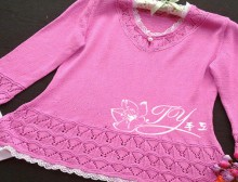 knitting so cute pullover for ladies