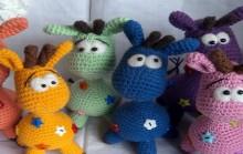amirugumi: crochet giraffe