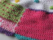 crafts for spring : colorful hats, and bags crochet pattern part 2