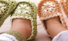 crochet baby booties, crochet pattern