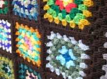 crochet colorful cover for your home (part 3)