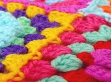 crochet colorful cover for your home (part 4)