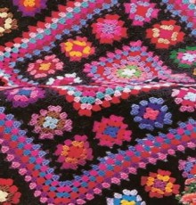 crochet colorful cover for your home (part 5)