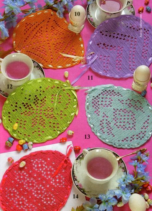 crochet egg patterns