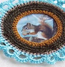 crochet in jewelry