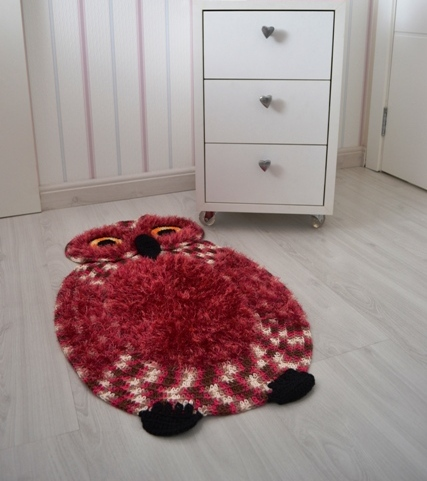 CROCHETED RUGS PATTERNS « CROCHET FREE PATTERNS