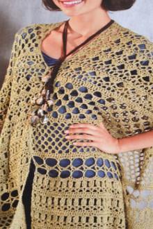 crochet summer cardigan