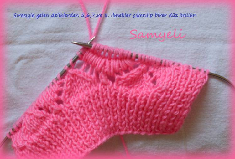 Handmade Knitting Patterns : knitting beauty fower pattern make handmade, crochet, craft
