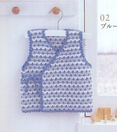 Crochet Baby Jacket Make Handmade Crochet Craft