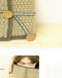 crochet cover books, more ideas
