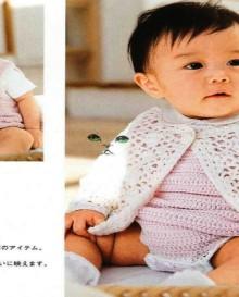 crochet diaper pants for small children