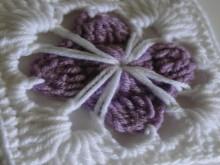 crochet flowers granny squares