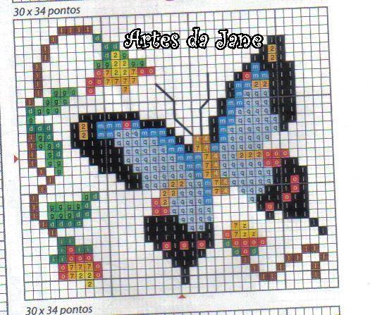 Christmas Stocking Cross Stitch Pattern