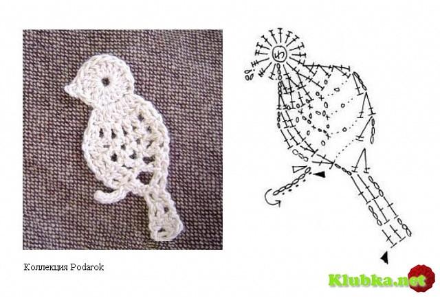 Вязание крючком животных с описанием и схемами для начинающих