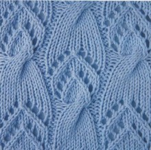 beauty lace and cable knitting patterns spokes.