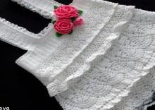 crochet beauty baby dresses, crochet patterns