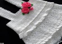 crochet beauty baby dresses, crochet patterns