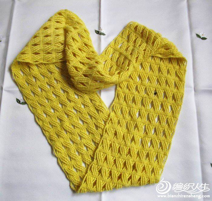 Free Crochet Pattern For Cable Scarf : Crochet Patterns Free Scarf Cable images