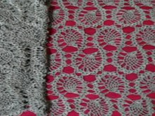 crochet unique and beauty scarf