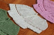 crochet beauty lace bolero