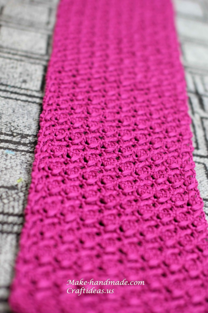 crochet couple scarf for gifts