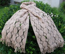crochet lace scarves, more crochet patterns