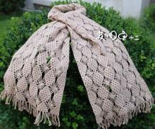 crochet lace scarves, more crochet patterns