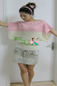 crochet summer lace sweater, crochet pattern