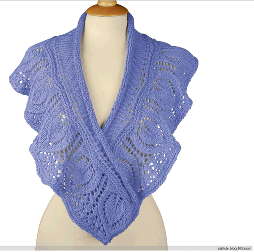 Knitting Patterns For Lace Stoles : knitting lace shawl and stole make handmade, crochet, craft