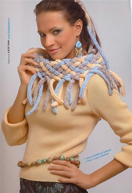 Free Crochet Unique Scarf Patterns : unique gifts: cute scarf, free crochet patterns make ...