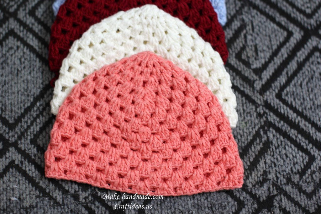 Baby spring hat