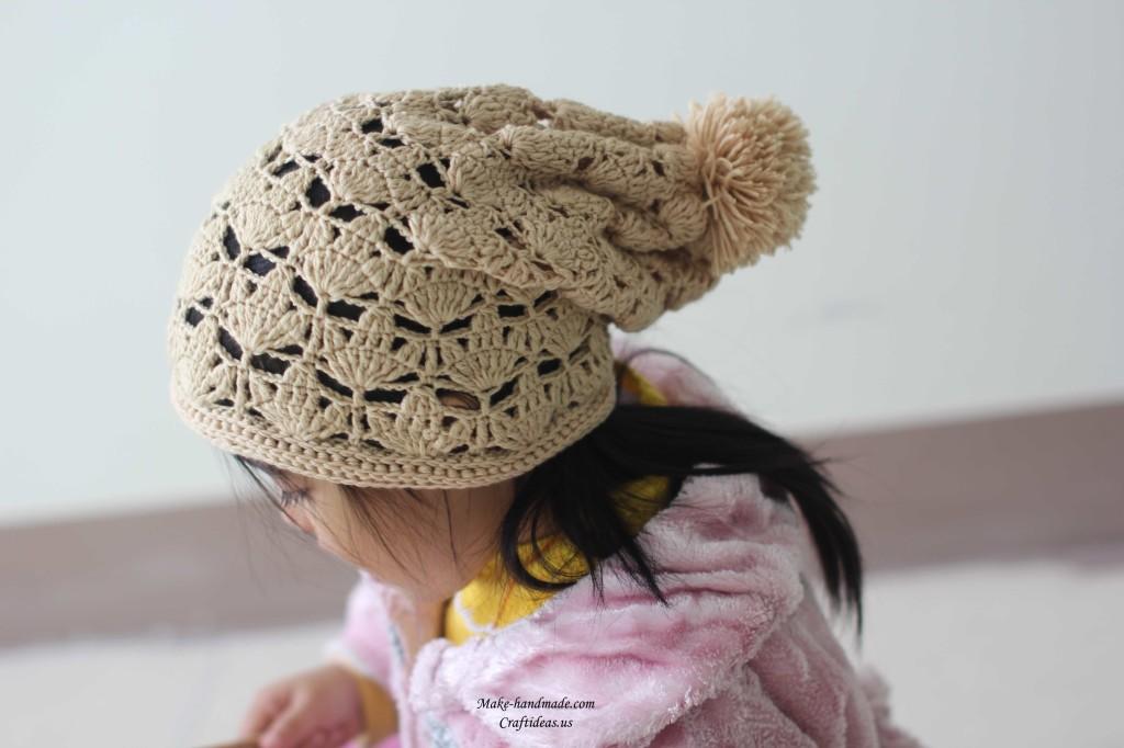 Crochet fall hat ideas