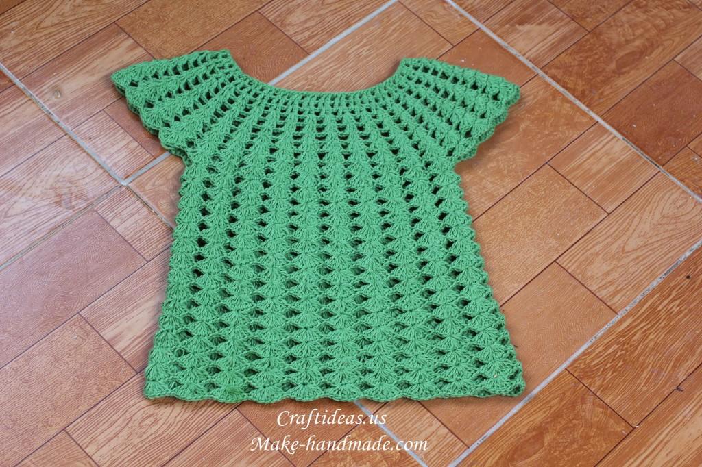 crochet baby fahion