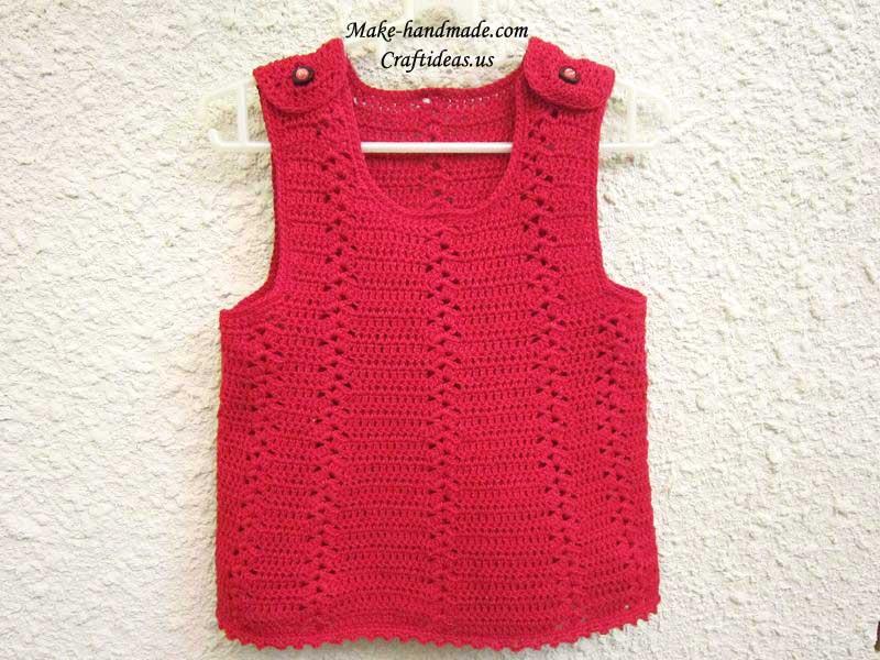 crochet baby fashion