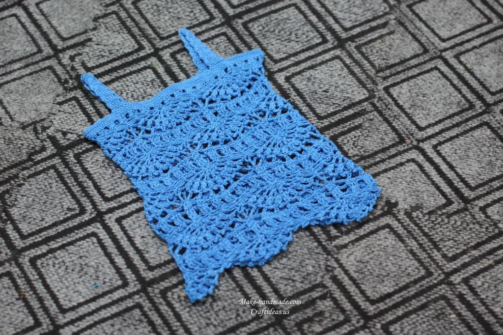 Pin Lace Purple Top Free Crochet Patterns Make Handmade ...