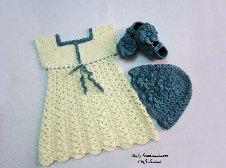 Crochet Patterns For Baby Stuffed Animals : crochet baby set make handmade, crochet, craft