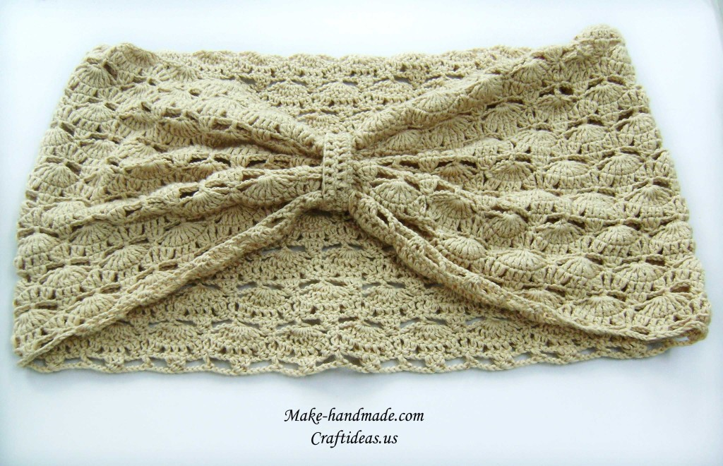crochet fashion for girl