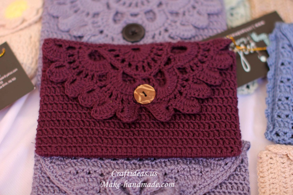 Crochet Flower Purse Pattern : crochet purse make handmade, crochet, craft